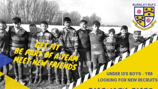U13s looking for players!