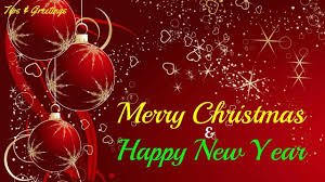 A Merry Christmas & a Happier  New Year !