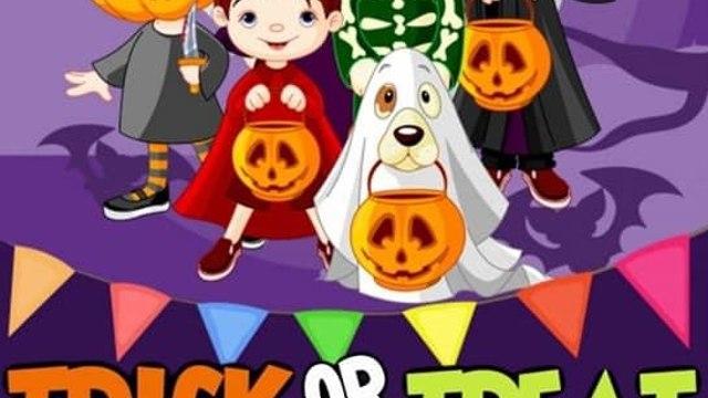 Junior Halloween Party !