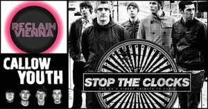 Stop the Clocks - Oasis tribute band