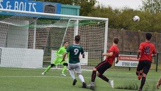 22nd September Ashford United 3rds V Pilgrims Fc