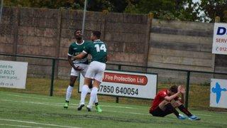 Ashford United 3rds v Pilgrims