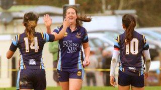 Try Teddington Ladies Rugby