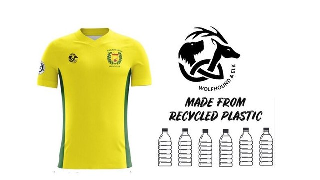 New Sustainable Junior Playing Shirts have arrived