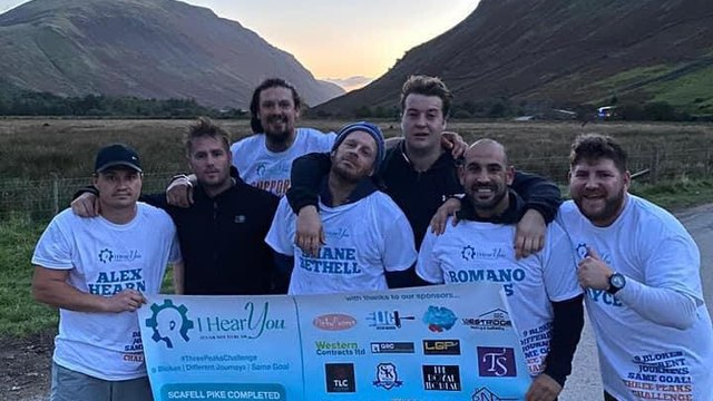 Team to take on Three Peaks Challenge for Colchester group I Hear You
