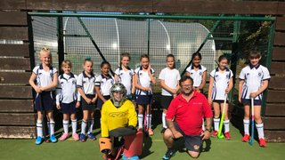U12 Girls - Holme Grange Tournament