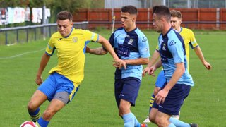 CARLTON TOWN 3-1 ST NEOTS TOWN - MATCH REPORT