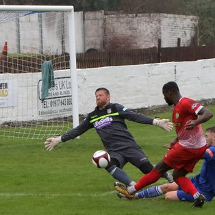 FRICKLEY ATHLETIC 0-3 CARLTON TOWN - MATCH REPORT