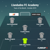 ACADEMY: Team of the Month - October 2019