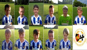 Droitwich Spa Crusaders U10s vs Worcester City FC U10s