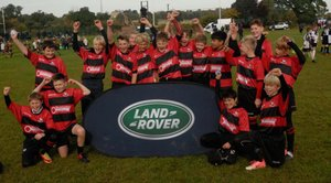 Young Sharks to play at Twickenham