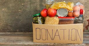 Food Collection THIS SUNDAY