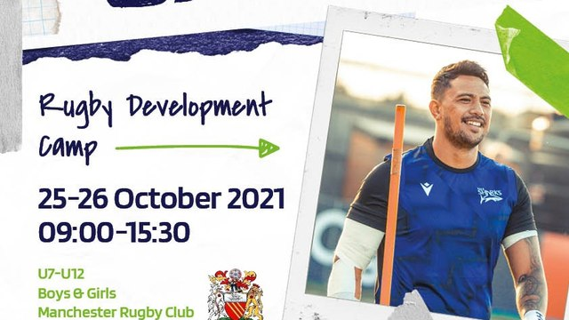 Sharks Camps at Manchester Rugby Club