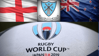 World Cup Rugby Semi Final