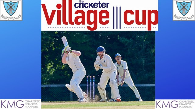 National Village Cup Draw - Outwood v Buxted Park