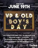 VP and Old Boy's Day