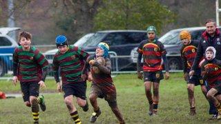Forwards relish Derby Mud bath
