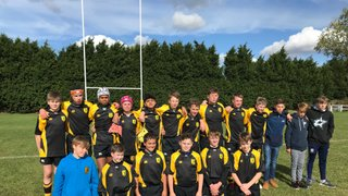Too much too late for brave U14s
