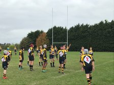 Back into the groove for Keyworth U14s