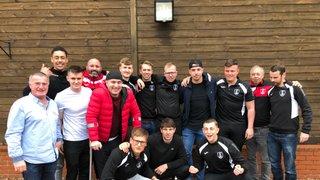 Poringland Wanderers 2 Easton 4