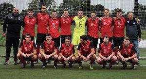 Easton 3 Thetford Rovers 1
