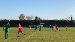 Stalham Town 3 Easton 3