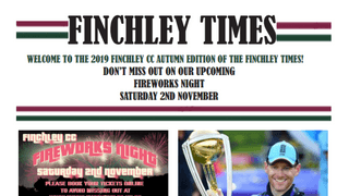 Finchley Times Autumn 2019