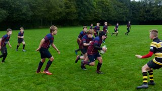Droitwich U12s Away 13th October 2019