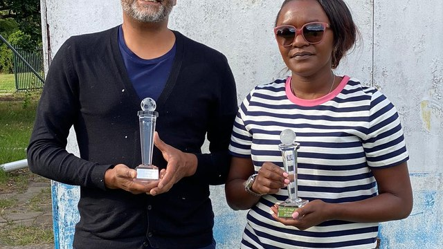 Club Persons of the year!