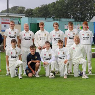 Under 19's ease to victory