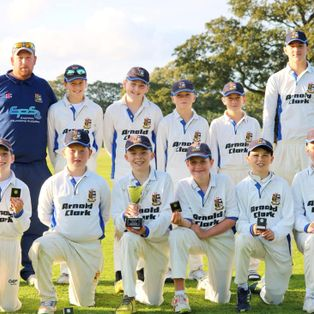 Under 13s clinch league title