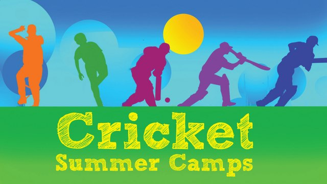 Cricket Summer Camps Now Available: Ages 4 - 14