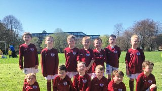 Under 9 Red - Saturday