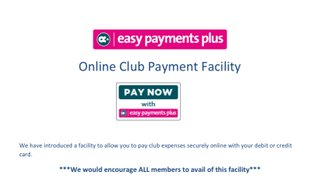 Ardmore Rovers Easy Payment Plus Site Live