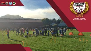 Ardmore Rovers Cubs Academy Returns