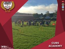Cubs Academy - Every Saturday for 4 to 8 year olds