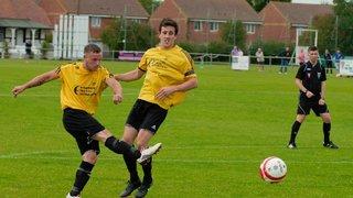 Littlehampton Town.Vs.Greenwich borough.FA Cup 2014