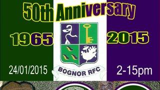 Bognor RFC.Vs Fareham 24th January 2015