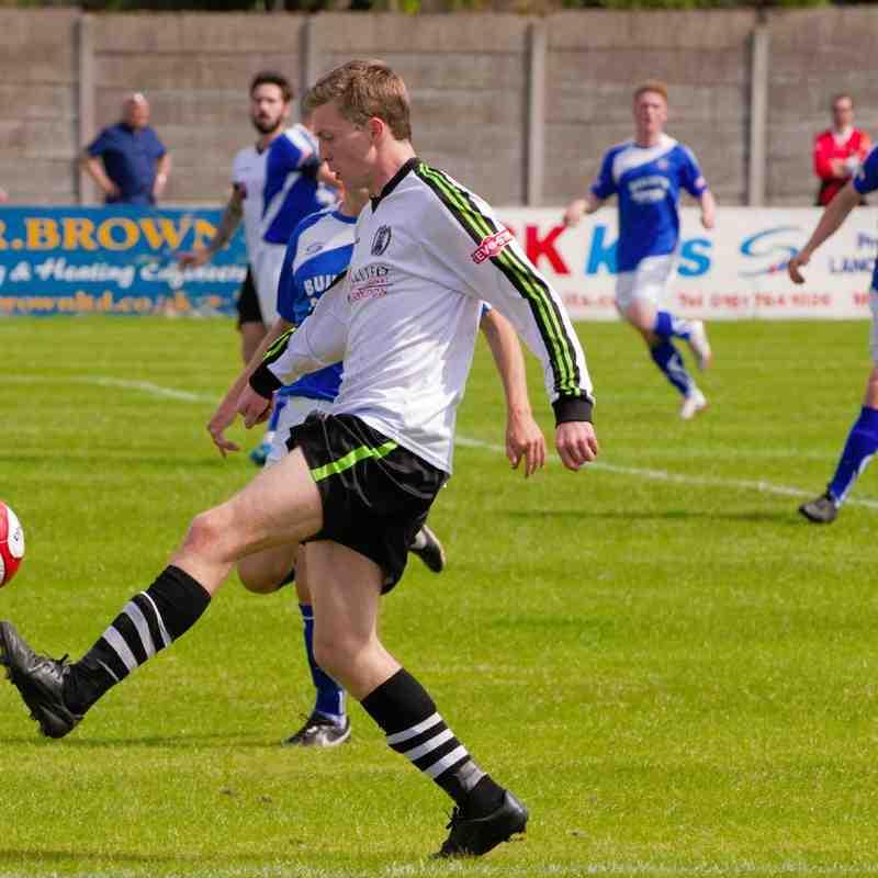 Lancaster City.Vs.Workington AFC.08th August 2015