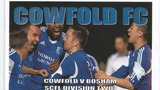 Cowfold Vs Bosham SCFL Div 2 Part Two