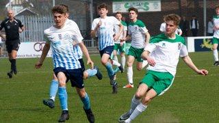 Bognor Regis Town U16s Vs Worthing United U16s (2)