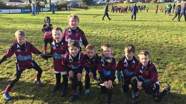 ERFC Mini Rugby