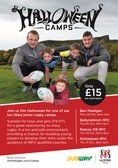 Ulster Rugby Halloween Camps