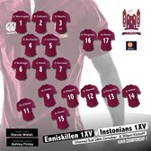 1st XV Named for Instonians Saturday 19th Oct