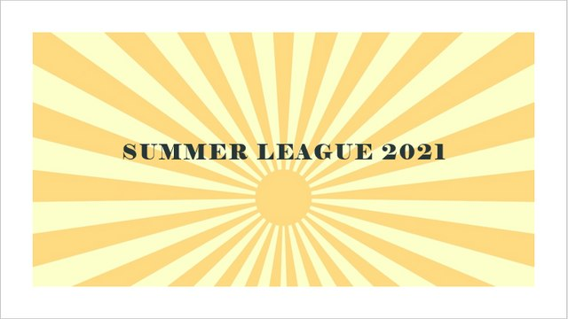 2021 Summer League