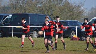 Under 13s v Thornbury