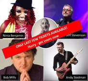 Comedy Night - last few tickets only!
