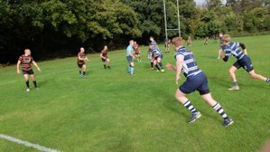 Club got back to rugby!