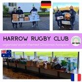 Partner charity My yard very appreciative of club's efforts