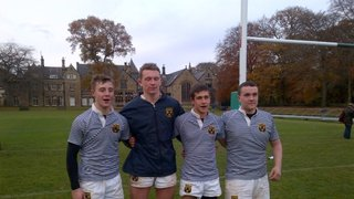 Manchester U16s star for Cheshire
